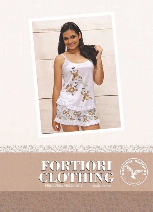Fortiori Clothing - Moda Íntima