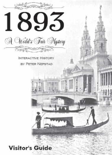 1893 - A World's Fair Mystery [Visitor's Guide]