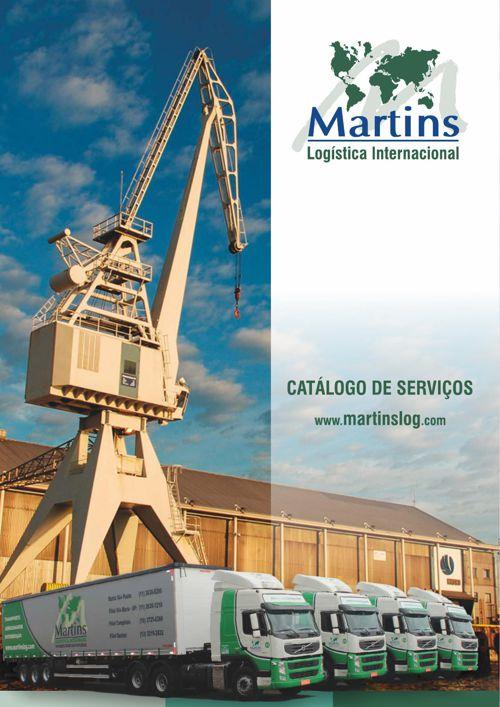 Catálogo de Serviços