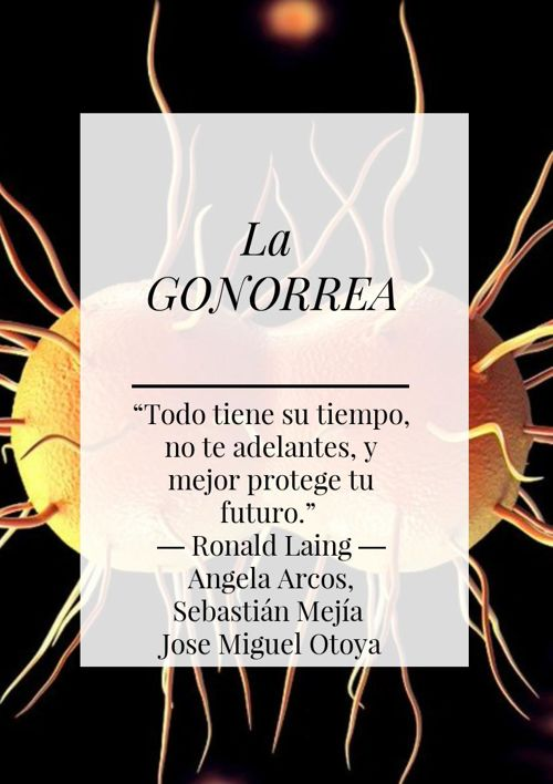 Gonorrea H2
