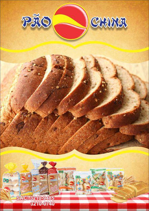 Catalogo pão china