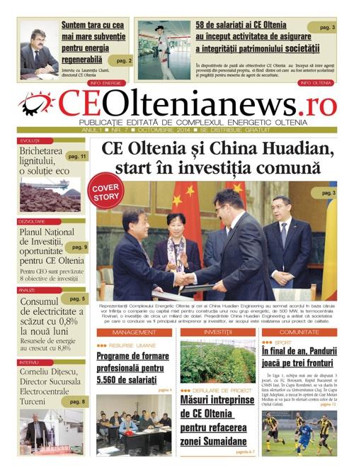 CEOlteniaNews.ro, nr 7