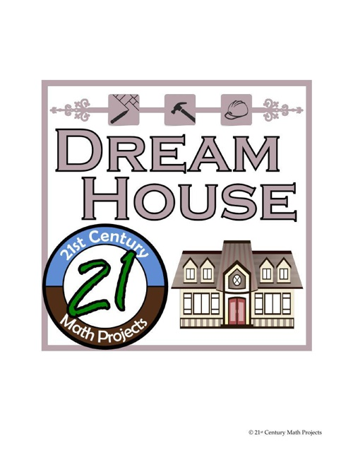 Dream House Project Fillable