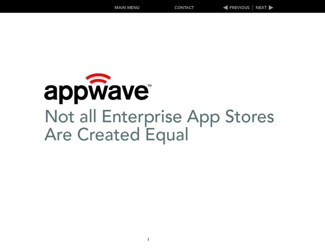 AppWave Appstore