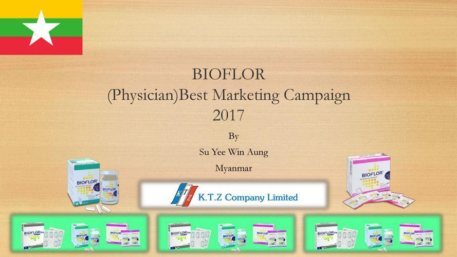Physician - Myanmar