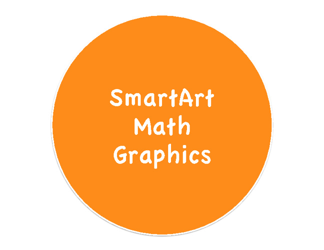 SmartArt Math Graphics