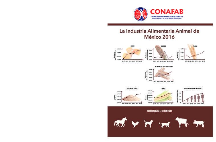 La Industria Alimentaria Animal de México 2016