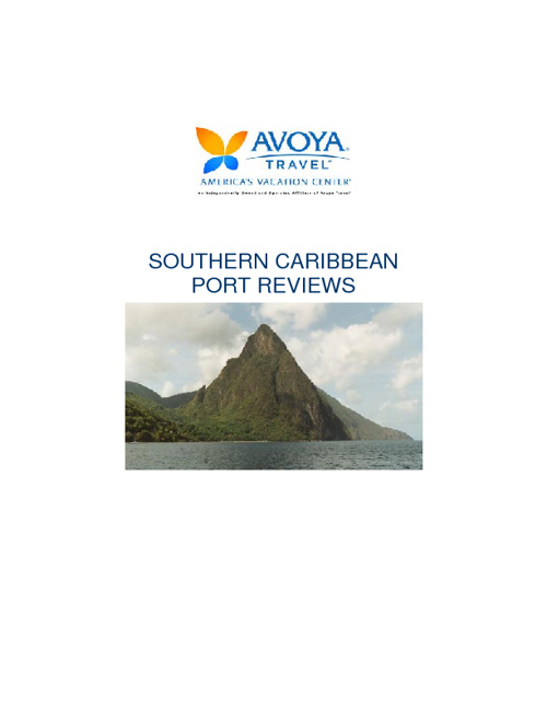 Southern Caribbean Cruise Ports