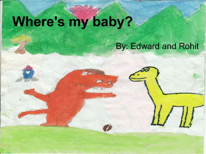 Where's my baby? by Rohit and Edward