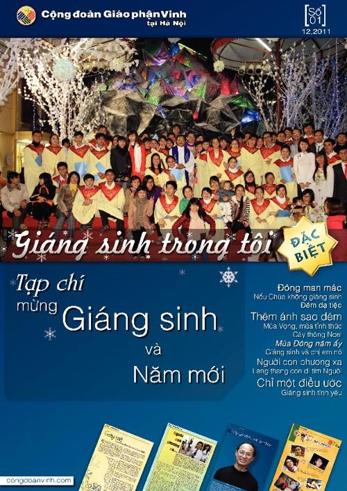 Chuyên san đặc biệt - Giáng sinh trong tôi - 12,2011