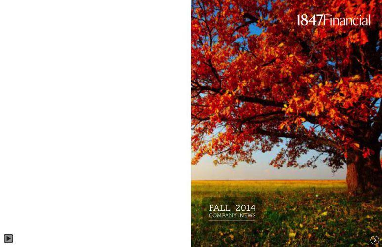 2014-Fall-Newsletter