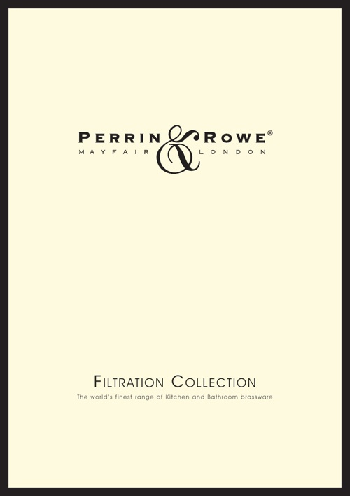 Filtration Collection Perrin & Rowe