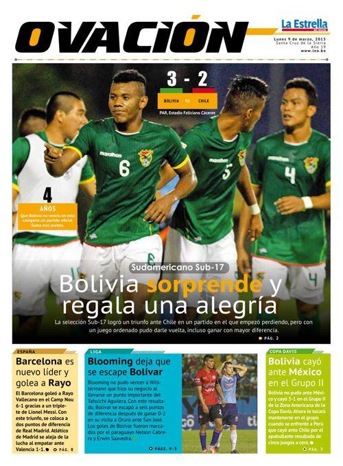Deportes 09-03-2015