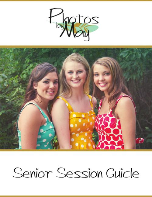 Senior Session Guide Cover