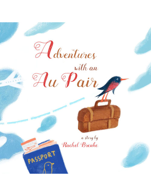 Au Pair Book for Eda