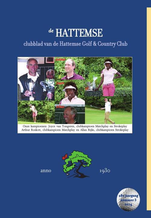 GolfClubblad Nummer 3 - 2014