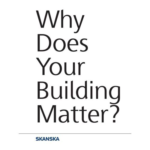 Why Does Your Building Matter?