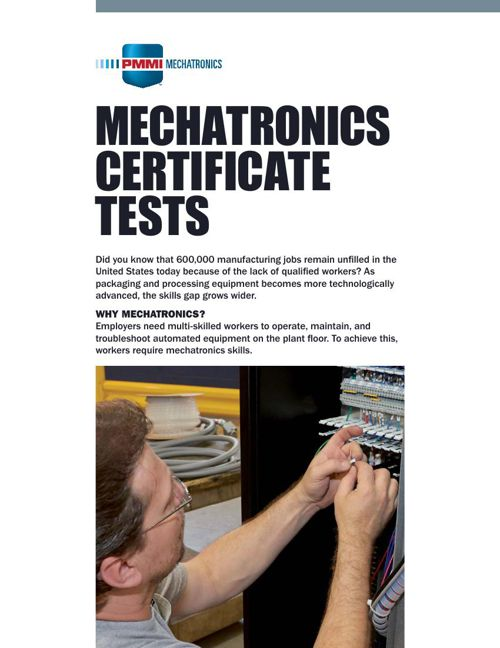 PMMI Mechatronics