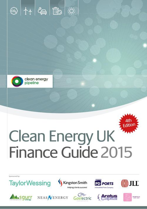 Clean Energy UK Finance Guide 2015
