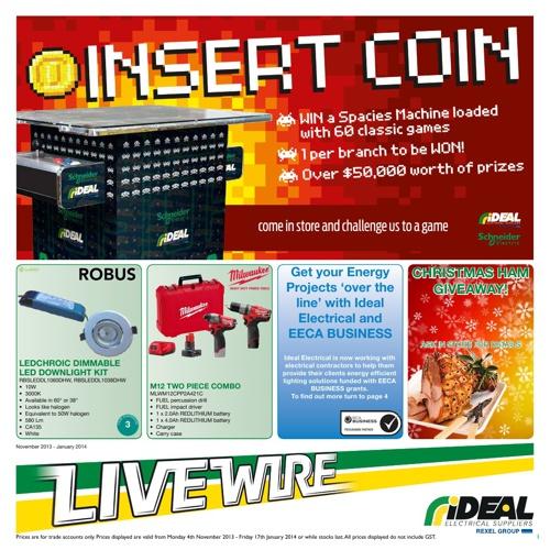Livewire November - December 2013