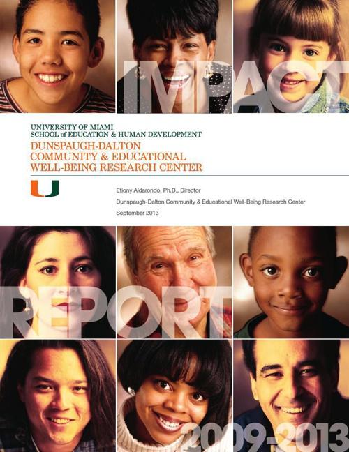 UM School of Education and Human Development, CEW Impact Report