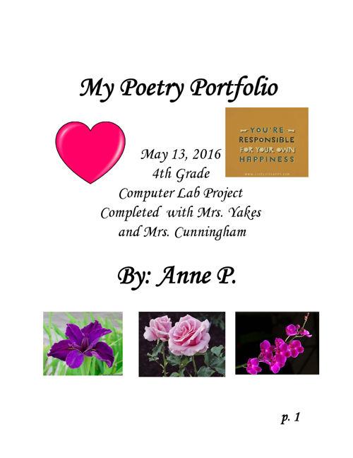 Poetry-Portfolio-Anne P.