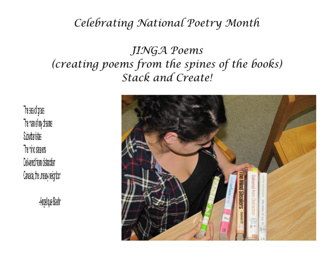 Jinga Poetry