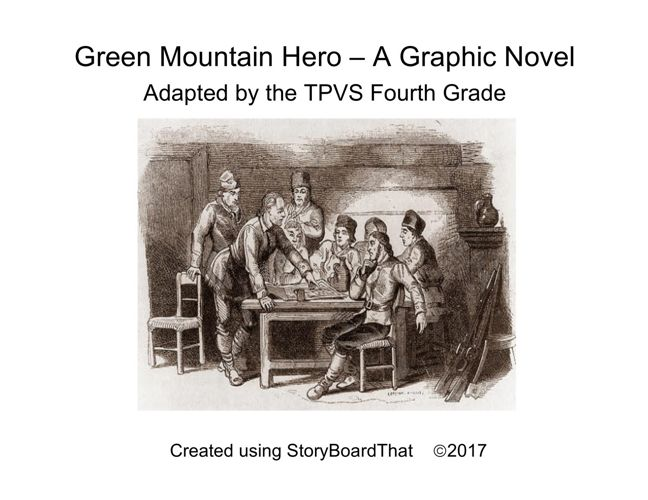 Green Mountain Hero Part 1
