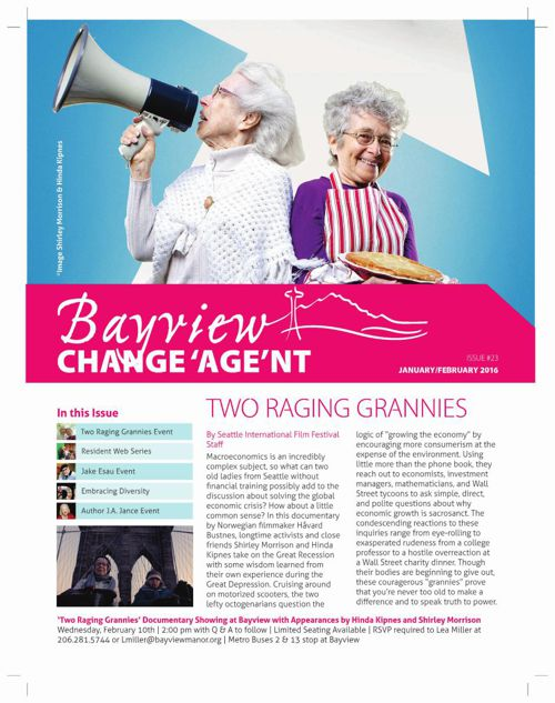 Bayview February 2016 Change 'Age'nt Newsletter
