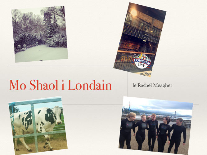 Mo Shaol i Londain