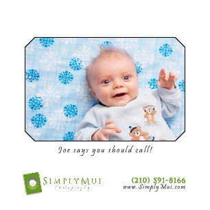 SimplyMui Child's Portrait Promo -- Testimonies