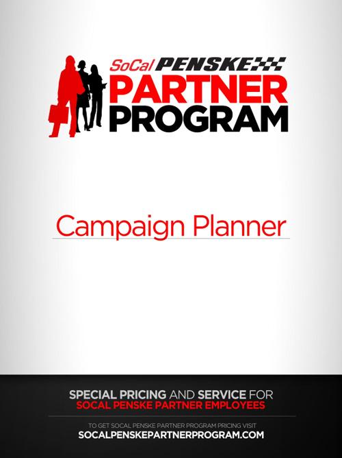 Partner Program Planner