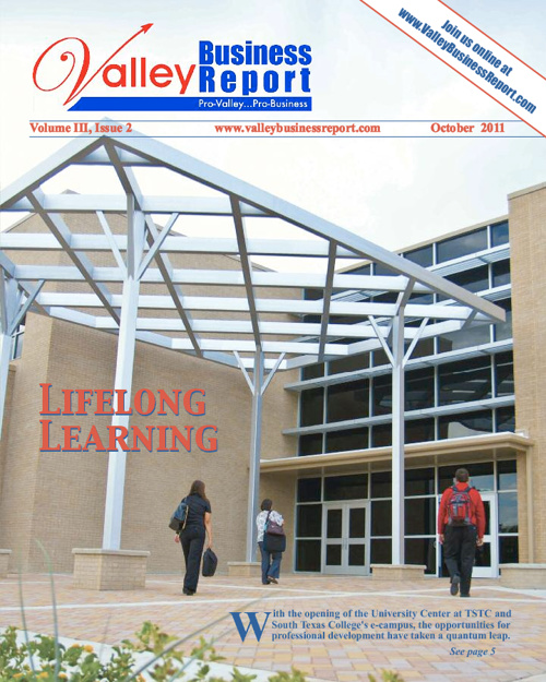 Valley Business Report, Oct. 2011