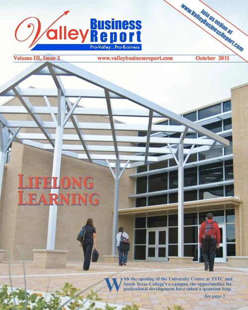 Valley Business Report, Oct. 2011