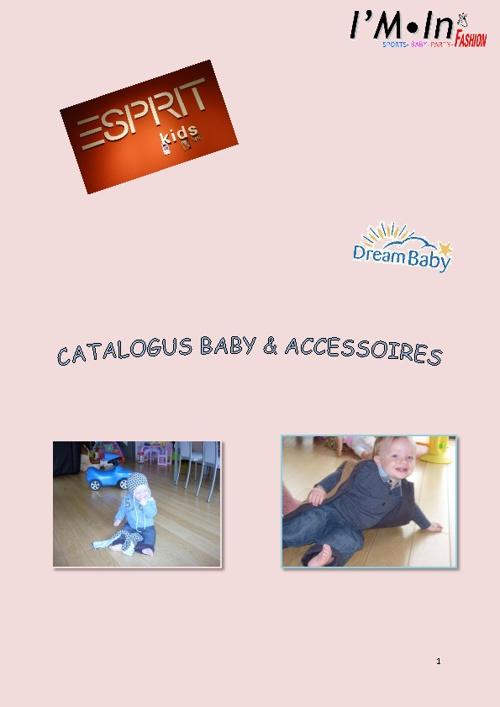 Catalogus Baby