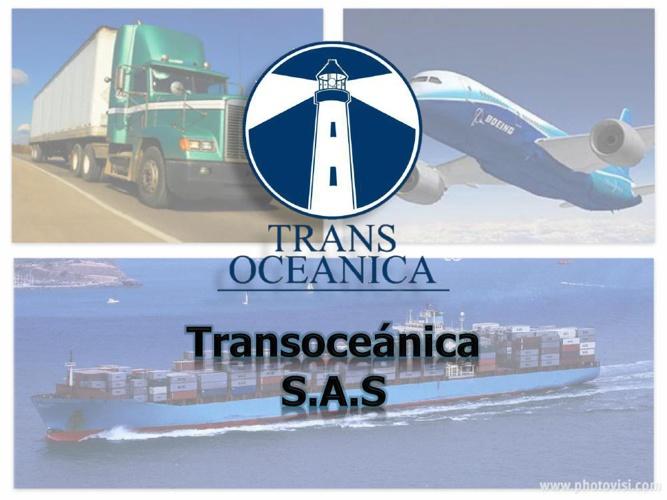PRESENTACION TRANSOCEANICA