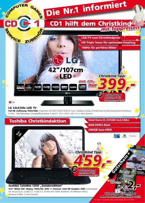Angebote Dezember 2012