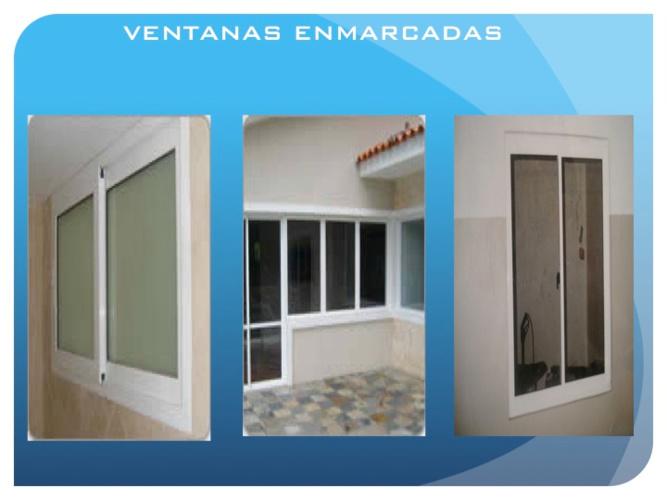 Catalogo de ventanas