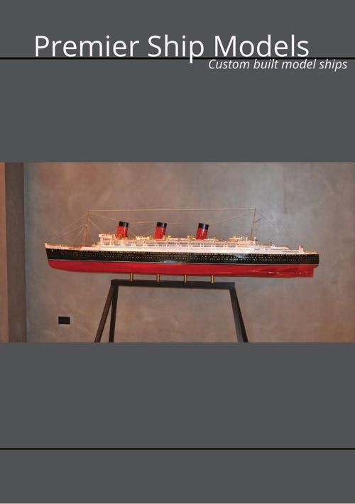 Cruise Liner Profile PSM