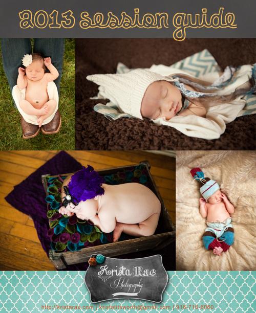 Newborn Sessions 2014