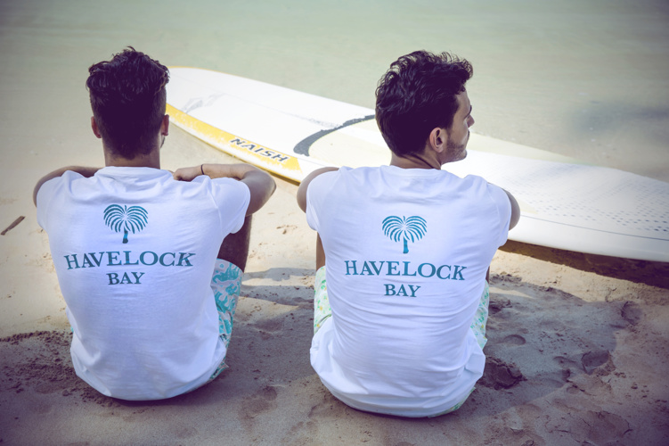 Havelock Bay Men's Swimwear -S/S'15 - India Collection