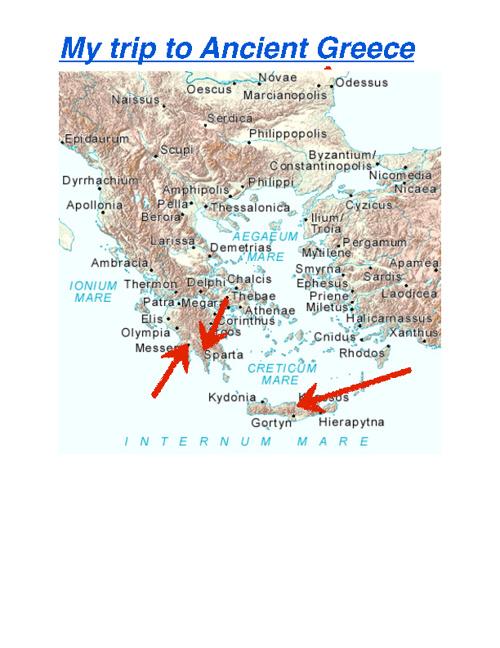 Greek project Ben