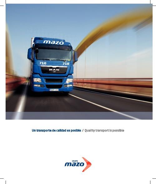 Catalogo Grupo Mazo 2012