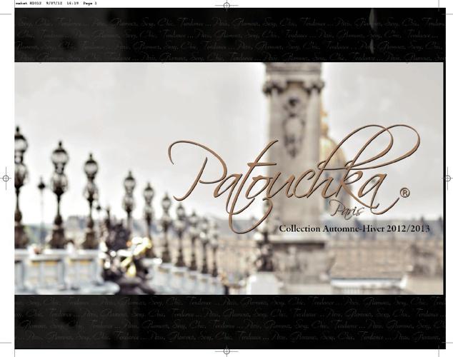 Patouchka Catalogue Automne / Hiver 2012-213