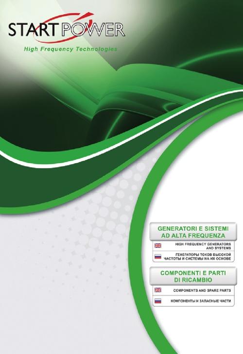 Catalogo START POWER - Verde - ENG