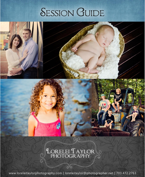 Lorelei Taylor Photography Client Guide