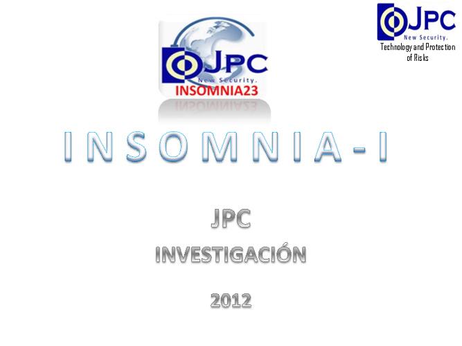JPC - Insomnia-I
