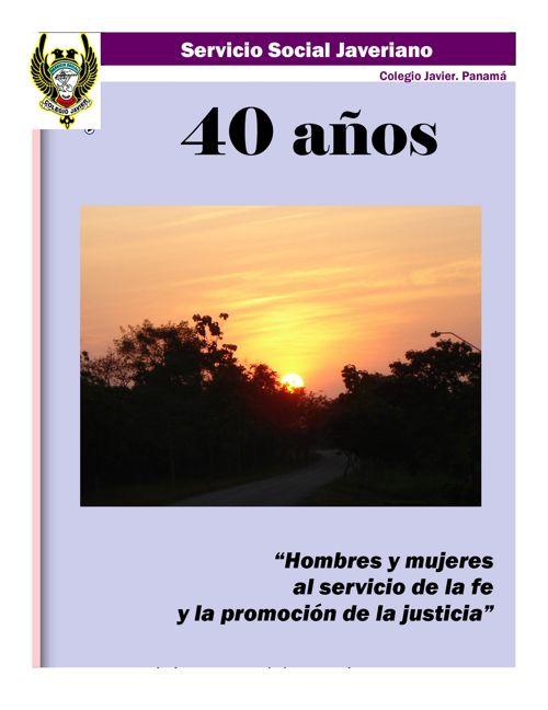 revista de Servicio Social Javeriano