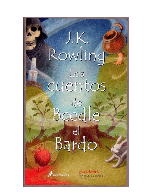 Los cuentos de Beddle el Bardo