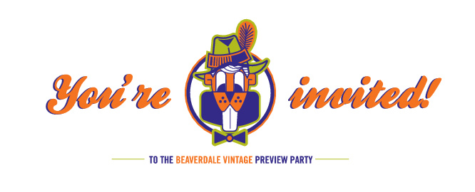 Beaverdale Vintage Preview Party